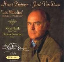 Henri Duparc (1848-1933): 17 Lieder, CD