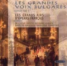 Les Grandes Voix Bulgares Vol.1, CD