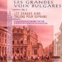 Les Grandes Voix Bulgares Vol.2, 2 CDs
