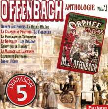 Jacques Offenbach (1819-1880): Jacques Offenbach Anthologie Vol.1, CD
