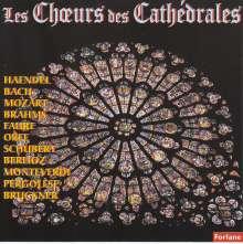 Les Choeurs des Cathedrales, CD
