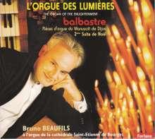 Bruno Beaufils - L'Orgue des Lumieres, CD