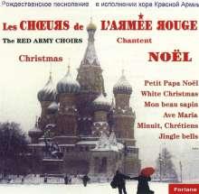 The Red Army Choirs: Noël, CD