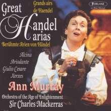 Ann Murray singt Händel-Arien, CD