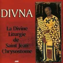 Divna - La Divine Luturgie de Saint Jean Chrysostome, CD