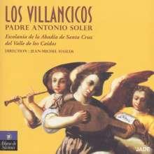 Antonio Soler (1729-1783): Mysteres de Noel, CD