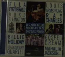 Les Plus Belles Prieres Du Jazz: That's Jazz Prayers, CD