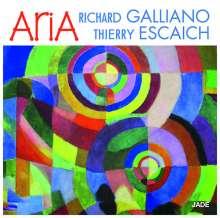Aria - Musik für Akkordeon & Orgel, CD