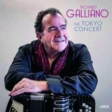 Richard Galliano - The Tokyo Concert 2018 (140g), 2 LPs