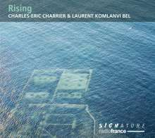 Charles-Eric Charrier & Laurent Komlanvi Bel: Rising, CD