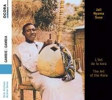 Jali Nyama Suso: The Art Of The Kora, CD