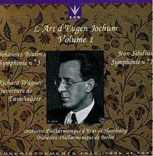 L'Art d'Eugen Jochum Vol.1, CD