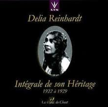 Delia Reinhardt - Integrale de son Heritage, CD