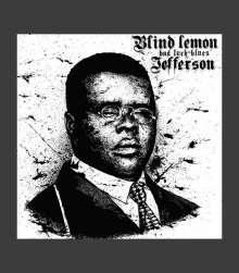"""Blind"" Lemon Jefferson: Bad Luck Blues, LP"
