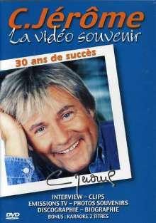 C. Jerome: 30 ans de succes, DVD