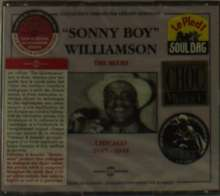 Sonny Boy Williamson II.: The Blues - Chicago 1937 - 1945, 2 CDs
