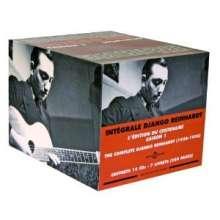 Django Reinhardt (1910-1953): Integrale Saison 1, 14 CDs