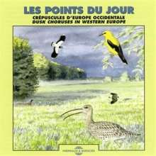 Points Du Jour: Crepuscules d''Europe occident, CD