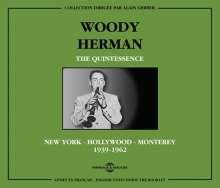 Woody Herman (1913-1987): The Quintessence 1939 - 1962 (New York - Hollywood - Monterey), 2 CDs