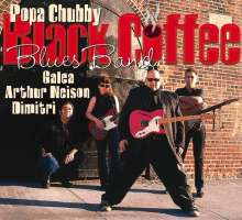 Popa Chubby (Ted Horowitz): Big Apple Burnout (Limited-Edition), CD