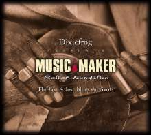 Music Maker - The Last Blues..., 2 CDs
