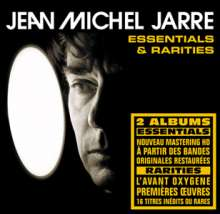 Jean Michel Jarre: Essentials & Rarities (Limited Edition), 2 CDs