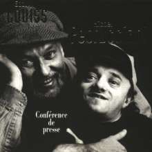 Michel Petrucciani & Eddy Lewis: Conference De Presse, CD