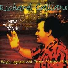 Richard Galliano (geb. 1950): New York Tango, CD