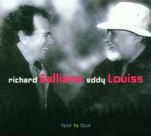 Richard Galliano & Eddy Louiss: Face To Face, CD