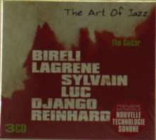 Lagrene / Luc / Reinhardt: The Guitar, 3 CDs