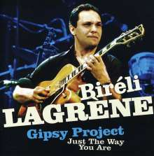 Biréli Lagrène (geb. 1966): Just The Way You Are, CD