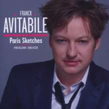 Franck Avitabile (geb. 1971): Paris Sketches, CD