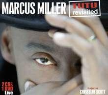 Marcus Miller (geb. 1959): Tutu Revisited - Live (2CD + DVD), 3 CDs