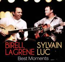 Bireli Lagrene & Sylvain Luc: Best Moments, CD