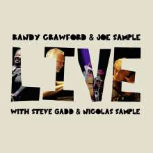 Randy Crawford & Joe Sample: Live 2008, CD