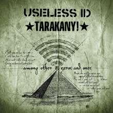 """Useless ID/Tarakany!: Among Other Zeroes And Ones (Ltd.Split 10''), Single 12"""""""
