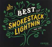 Smokestack Lightnin': The Best Of Smokestack Lightnin' 1998 - 2018, CD