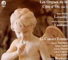 Les orgues de la Cote d'Or Vol.2, CD