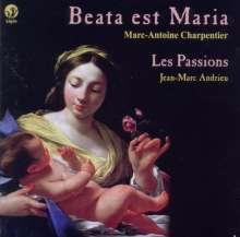 """Marc-Antoine Charpentier (1643-1704): Geistliche Chorwerke """"Beata est Maria"""", CD"""