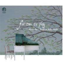 Marie-Anne Dachy & Julien Wolfs - For two to play, CD