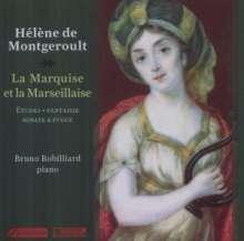Helene de Montgeroult (1764-1836): La Marquise et la Marseillaise, CD