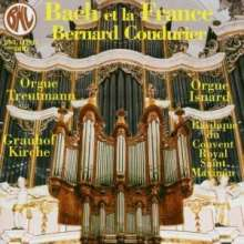 Bernard Coudurier - Bach et la France, CD