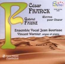 Cesar Franck (1822-1890): Chorwerke, CD