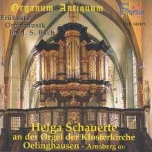 Helga Schauerte - Organum Antiquum, CD