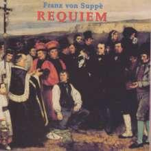 Franz von Suppe (1819-1895): Requiem, CD