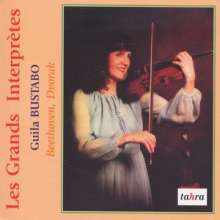 Guila Bustabo spielt Violinkonzerte, CD