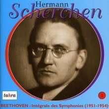 Hermann Scherchen dirigiert Beethoven Vol.3, CD