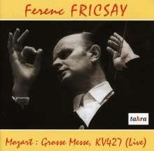 Ferenc Fricsay dirigiert Mozart, CD