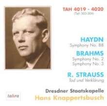 Hans Knappertsbusch in Dresden, 2 CDs