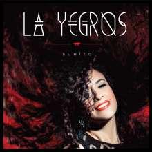 La Yegros: Suelta, CD